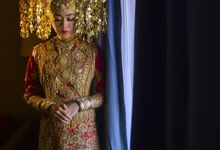 Niko + Lisa Kota Bukittinggi by RAP Wedding