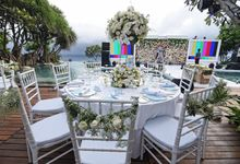 Bali Clifftop Wedding by Marlyn Production