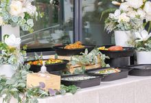 Grain Weddings (Buffet-to-go) by Grain Catering