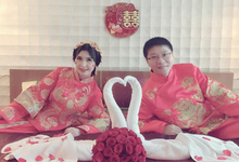 Wedding Zhang Bei & Olivia by Fenny Yang Wedding Planner