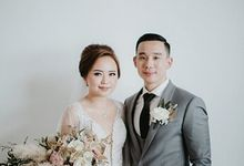 THE WEDDING OF DANIEL & PUSPA by The Wedding Boutique