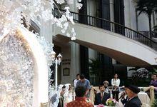 Wedding Reception by CAYA Wedding
