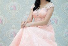 Prewedding Dress by Leneva Bridal