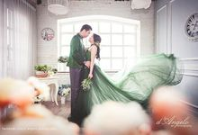 Pre Wedding by d'Angelo art Photography