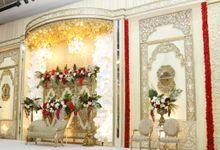 Dona & Pras by Charissa Event & Wedding Decoration