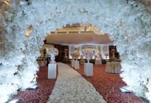 Pelni Wedding Hall  2nd floor Gajah Mada Jakarta Pusat International Package by Melani Catering & Organizer