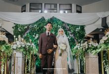 Fira Dika wedding by daydreampostcard