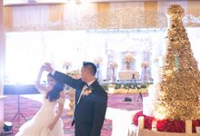 Wedding of Peter and Linda by Pizzaro Sensation Design