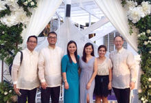 Ceremony: Uy-Dela Peña Nuptials by Perfect Fourth