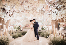 Kevin Agnes Wedding by Perfect Wedding Organizer / Perfect WO