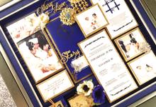Royal Blue Wedding  by Perfecto!