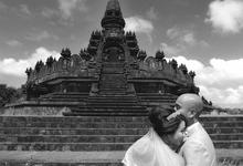 Bali Engagement Portrait of Edwin + Deborah by Perhapslifemoments by Kurt Ahs