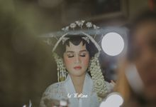 Acha & Lukman Traditional Javanese and Palembang Wedding by Le Motion