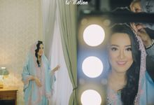 Sani & Enggal Javanese - Minang Wedding by Le Motion