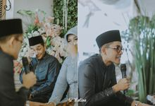 Dhea & Ridho Traditional Palembang Wedding by Le Motion