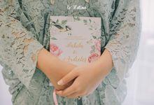 The Enchanting Sundanese Wedding of Sabila & Ardieles - Pernikahan Adat Sunda by Le Motion