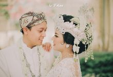 The Enchanting Sundanese Wedding of Sabila & Ardieles by Le Motion