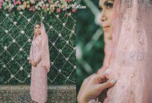 Sundanese Traditional Wedding of Tasha & Malino by Le Motion