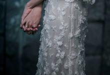 A Classic Wedding of Keisha & Roy by ELLA & GLO Atelier