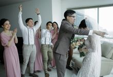 Ferdinand & Amanda Wedding Day by Filia Pictures