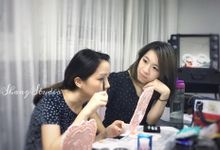 Personal Makeup Class / Corporate Makeup Class by Shang Studio