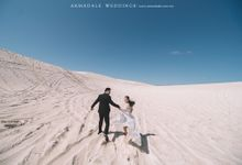 Perth Prewedding - Celebrating Mandy & Marcus by Armadale Weddings