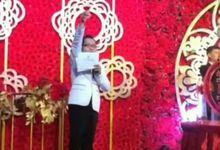 The Wedding Party of Michael Wiria and Novi Kurniadi by Samuel Tandio MC