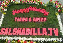RESEPSI TIARA ARIEF by Chandira Wedding Organizer