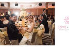 Celebrating Peter & Alice by Love & Love Wedding Planner