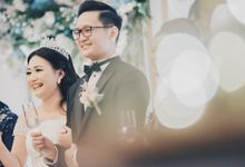 The Wedding of Peter & Meidi by Ivow Wedding