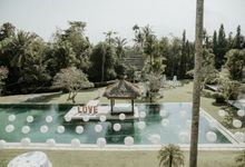 Wedding in Chalina Estate in Canggu by Bali Tie d' Knot