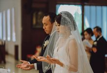 May God bless your marriage together with lots of love and joy by Petra Organizer