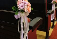 Church Wedding - St James Church by The Olive 3 (S) Pte Ltd