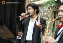 Amanada & Andika Wedding Reception by Good Harmony