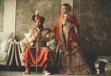 Wedding Photoshoot by P2 Visuals