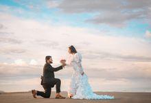 Post Wedding Shoot by P2 Visuals