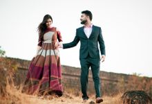 Pre Wedding Shoot by P2 Visuals