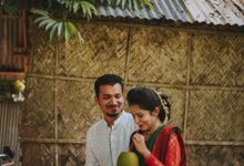 Traditional Pre-wedding Shoot by P2 Visuals
