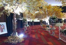 The Wedding Nanda & Yayan by Dyandra Convention Center Surabaya