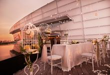 Intimate & Romantic Outdoor Wedding Venue by The Star Performing Arts Centre