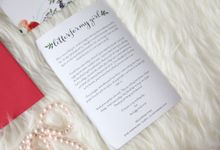 Bridesmaid Card by Ideasi Kreasi
