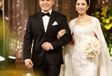 Liputan Wedding-Joel & Richel by phos photo