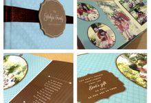 The Yahya Family by PAM'S INVITATIONS & STATIONERY