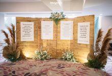 The Wedding of Lila & Thirafi by Bigland Sentul Hotel & Convention