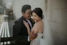 Blenda & Banny Wedding by Kaminari Catering