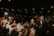 Blenda & Banny Wedding by Kaminari Catering