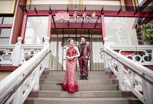 The Sangjit of Christian & Dessyca by Le Blanc Wedding Planner & Organizer