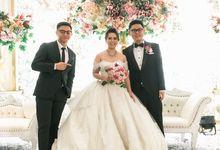 MC for Wedding of George & Natalia by Demas Ryan & Lasting Moments Entertainment