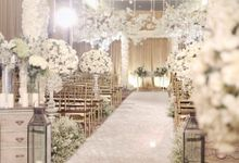 Wilhan & Anastasia by STEVE'S DECOR
