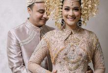 Minang Wedding of Ryendra & Vanessa by  Menara Mandiri by IKK Wedding (ex. Plaza Bapindo)